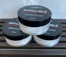 L'Oreal Paris Infallible Pro Sweep And Lock Setting Powder Translucent Powder