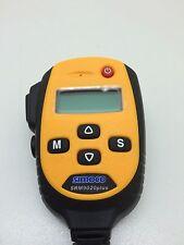 Globe Roamer Simoco SRM9020+ Yellow Hand Held Control Head for Simoco SRM9000