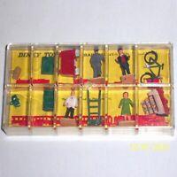 c.1960 HORNBY DUBLO DINKY TOYS 054 RAILWAY STATION PERSONNEL EXCELLENT CONDITION