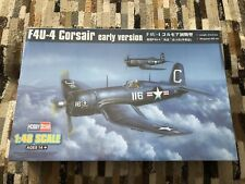 Hobby Boss F4U-4 Corsair Early Version Model Kit#80386 1:48
