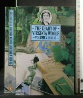 THE DIARY OF VIRGINIA WOOLF. Vol 4 1931-35. Anne Olivier Bell. Penguin.