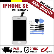 AAA+ LCD SCREEN DISPLAY/SCHERM/ÉCRAN WHITE BLANC & TOOLS FOR IPHONE SE/5S