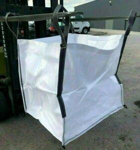 One Tonne Bags FIBC Bulk Jumbo Builders Garden Bags Rubble Sack New