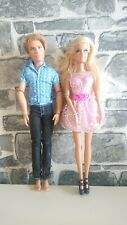 Barbie And Ken Happy Aniversary Talking Dolls