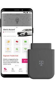 T-Mobile Sync UP SyncUP DRIVE 3 4G LTE WIFI OBD-II Car & Mobile Hotspot SD-7000T