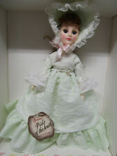 "Effanbee #3333 PrideoftheSouth NewOrlleans 13"" Vinyl Doll  Vintage USA 1970's"