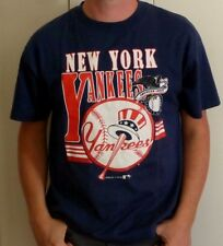NEW YORK YANKEES / baseball - T SHIRT vintage - L