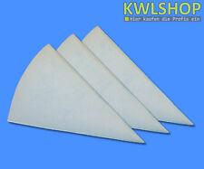 3 kegelfilter DN 200, 600mm largo, filtro clase g4 para ansaugsäule