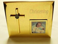 Christening Plaque With Photo