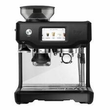 Sage The Barista Touch Espressomaschine Siebträger Touchscreen  Schwarz
