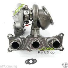 New Right Zyl 4-6 Turbo Turbocharger Fits BMW N54B30 135I 335I 535I Z4 3.0L LHD