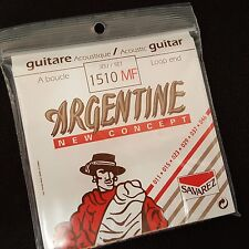 Savarez 1510 MF Argentine New Concept Gypsy Jazz Guitar Strings Loop End