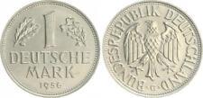 Allemagne 1 Dm Pièce de Monnaie 1956 G Prfr St. de Original Rouleau