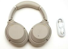 SONY WH-1000XM3 WIRELESS NOISE CANCELLING HEADPHONES BEIGE/SILVER