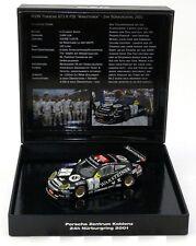 PORSCHE 911 996 GT3-R PZK #1 NURBURGRING COLLARD LUHR MENZEL ABT 2001 WARSTEINER
