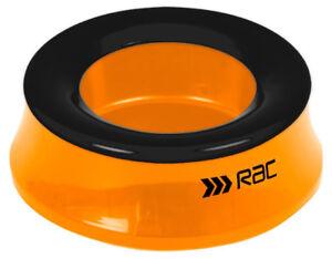 Rac Travel Non Spill Dog Dish Pet Dog Cat Food Feeder Water Bowl Portable