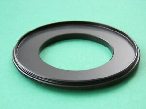 49mm-77mm 77mm-49mm Male to Male Double Coupling Ring Reverse Adapter 49-77mm
