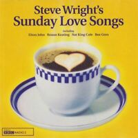 STEVE WRIGHT'S SUNDAY LOVE SONGS various (2X CD, compilation) ballad, soft rock,