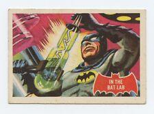 1966 A&BC Batman Red Bat, # 25A — Bat Lab