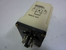 Potter & Brumfield CHB-38-70021 Time Delay Relay 120VAC ! WOW !