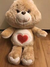 Vintage Care Bears Tenderheart Bear Plush Stuffed Toy