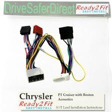 ISO-SOT-046-f Lead for Parrot CK3100 Chrysler PT Cruiser with Boston Acoustics