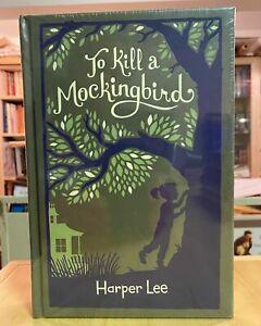 Moqueur Harper Lee 2011 Barnes Et Noble Cuir Lisérés sous Cellophane Neuf