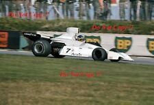 Carlos Reutemann Brabham BT44 F1 Race of Champions 1974 Photograph 3