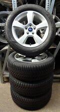 4 Orig Winter Wheels Ford Focus C-Max 215/55 R16 M+S DOT19 DM5C-1007-A1A RDKS