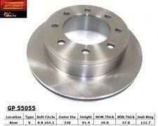 Disc Brake Rotor fits 1999-2007 GMC Sierra 2500 HD Yukon XL 2500 Sierra 2500 HD,