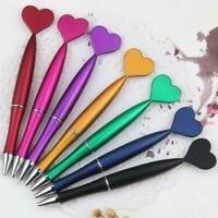 Cartoon Colorful Mermaid Love Carrot Student Blue&Black Neutral Pens X4Y4