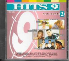 V/A - Hits 9 - Volume 2 CD Album 14TR (CBS) 1988 Holland Enya Spandau Ballet