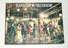 "SNSD Re:package Album ""GIRL'S GENERATION""~The Boys~ Japan First Limited CD+DVD"