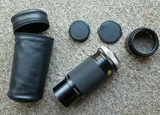 Fotografia KIRON 80-200 mm F/4 1:4 Macro-Obiettivo Fotocamera Canon FD-Kino precisione