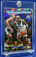 KEVIN GARNETT TOPPS GLIDERS CRACKED ICE REFRACTOR LOOK SP W/ ONE TOUCH