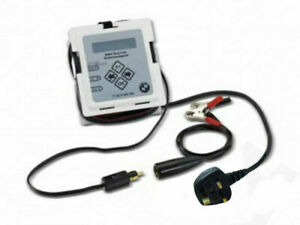 BMW Motorrad Genuine Motorcycle Battery Charger - CAN-BUS Compatible
