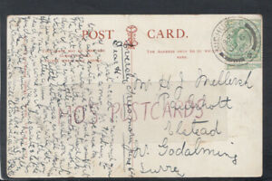 Genealogy Postcard - Mellersh - Paulshott, Elstead, Nr Godalming, Surrey RF7268