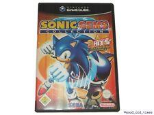 # Sonic Gems Collection Nintendo GameCube juego alemán // GC & Wii-Top #