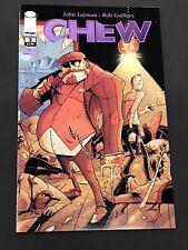 Chew #2 RARE 3rd PRINT! IMAGE COMICS ROB GUILLORY JOHN LAYMAN VF/NM