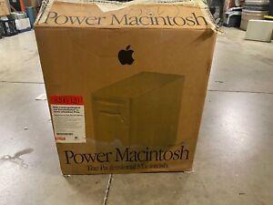Apple PowerMacintosh 8200/120-LIKE NEW ORIGINAL BOX -MINTY