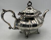 Gorham Strasbourg Sterling Teapot 1042 Vintage Silver .925 27.20 OZT Tea Pot