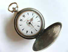 SERKISOFF BARTH & FILS Geneve, RARE Ottoman Army Pocket Watch ca.1890