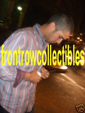 Oliver Perez Signed MLB Baseball New York Mets PROOF 2009 WBC Team Mexico Auto