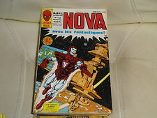 NOVA n° 113 de 1987- SPIDER MAN - LES FANTASTIQUES IRON MAN comme neuf.