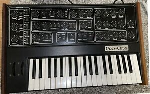 Sequential Circuits Pro One J-Wire Rare Vintage Analog Synthesizer