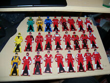 Bandai Power Ranger Key Lot Of 26