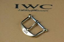FIBBIA IWC LAMINATA ORO 16 mm  BUCKLE IWC 16 mm GOLD PLATED