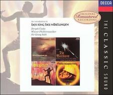 An Introduction To Der Ring Des Nibelungen (2 CD) by Georg Solti, Vienna Philha