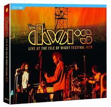 The DOORS - LIVE AT THE ISLE OF WIGHT 1970 BLU RAY + CD