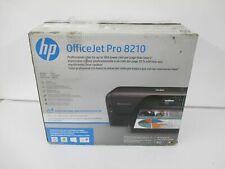 HP D9L64A#B1H OfficeJet Pro 8210 Wireless Printer w/Mobile Printing OPEN/UNUSED